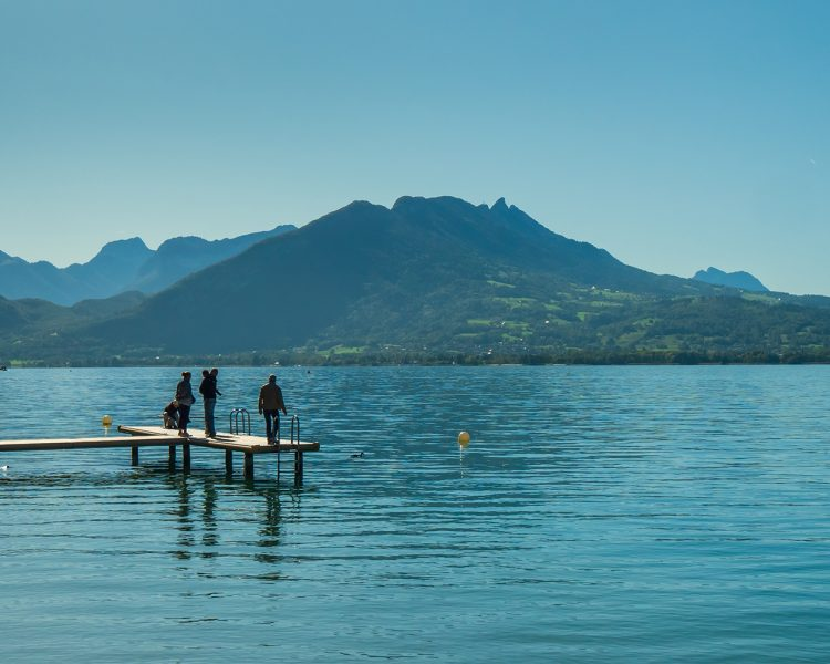 chambre hotes vue lac annecy